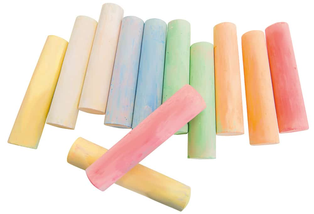 floor chalk sticks - Moulin Roty