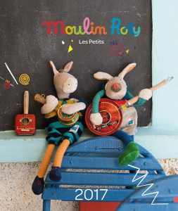 Moulin Roty les petits catalogue cover