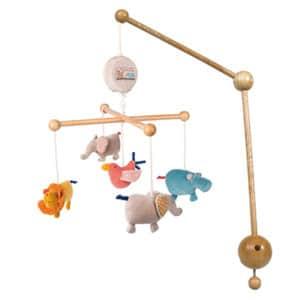 Baby toys, soft toys, plush toys, toys - mobile papoum