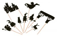 castle shadow puppets - Moulin Roty toys Australia