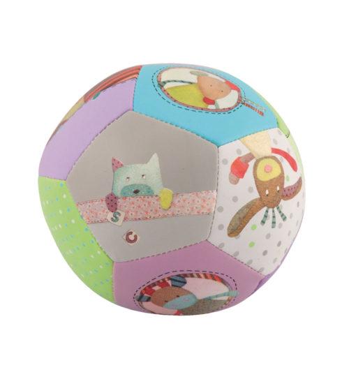 soft colourful ball