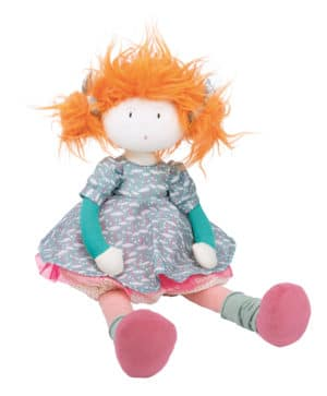 Adele, Les Coquettes, Moulin Roty, rag dolls