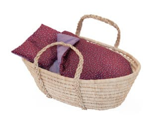 Les Coquettes moses basket - Moulin Roty