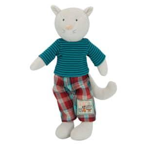 soft toys, stuffed toys, plush toys, Moulin Roty, La Grande Famille, Mimosa