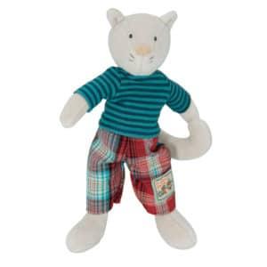 Tiny Mimosa - La Grande Famille - soft toys, plush toys, baby toys - Moulin Roty toys Australia