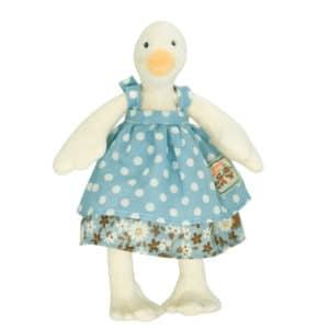 Tiny Jeanne - La Grande Famille - soft toys, plush toys, baby toys - Moulin Roty toys Australia