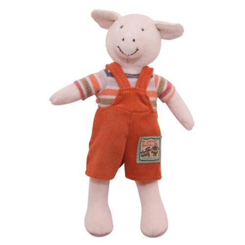 Tiny Philemon - La Grande Famille - soft toys, plush toys, baby toys - Moulin Roty toys Australia