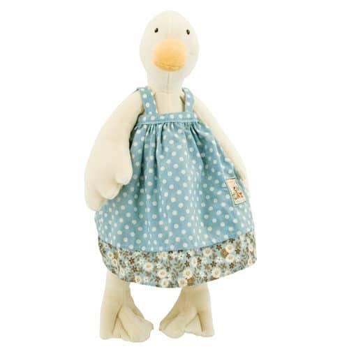 soft toys, stuffed toys, plush toys, Moulin Roty, La Grande Famille, Jeanne