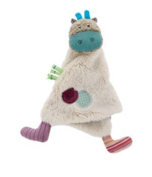 soft donkey comforter