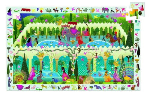 1001 nights observation puzzle