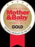 M&B_Awards2013_TeethingProd_GOLD