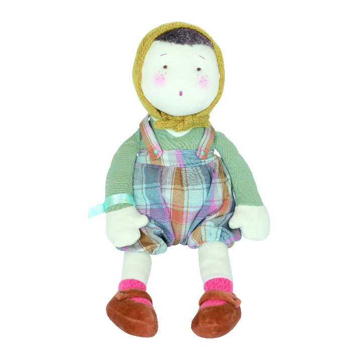 Les coquettes - boy doll - Moulin Roty