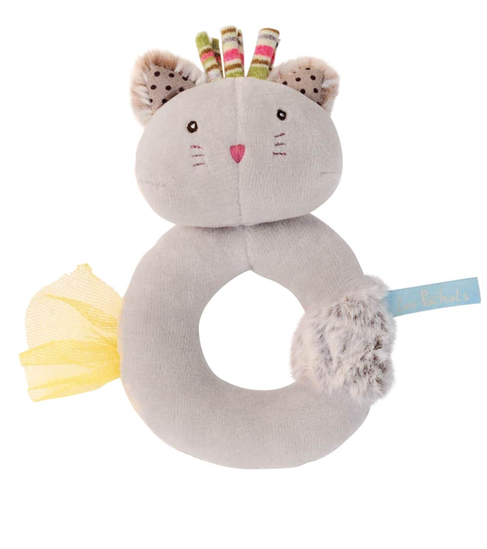 Les Pachats Chacha ring rattle