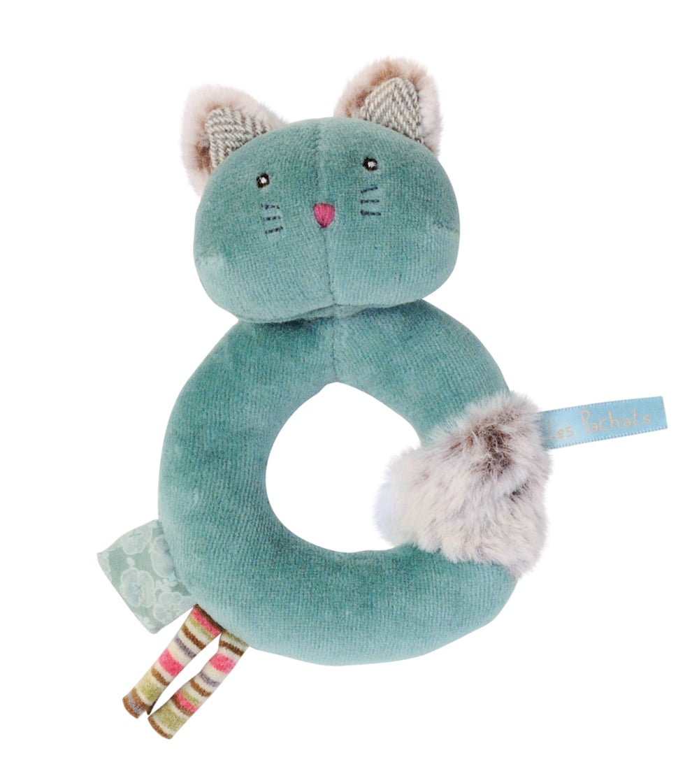 Les Pachats Chamalo ring rattle
