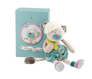 Les Pachats Minoucha cat doll