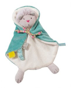 Les Pachats cat comforter - Moulin Roty