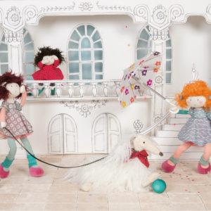 Les coquettes - Memoire d'enfant - Moulin Roty toys Australia