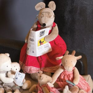 La grande famille - Moulin Roty toys Australia