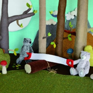 Les ours - Moulin Roty