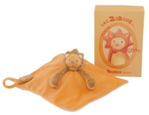 Les Zazous lion comforter - Moulin Roty