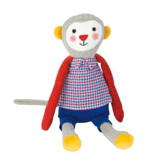 Les Popipop monkey doll