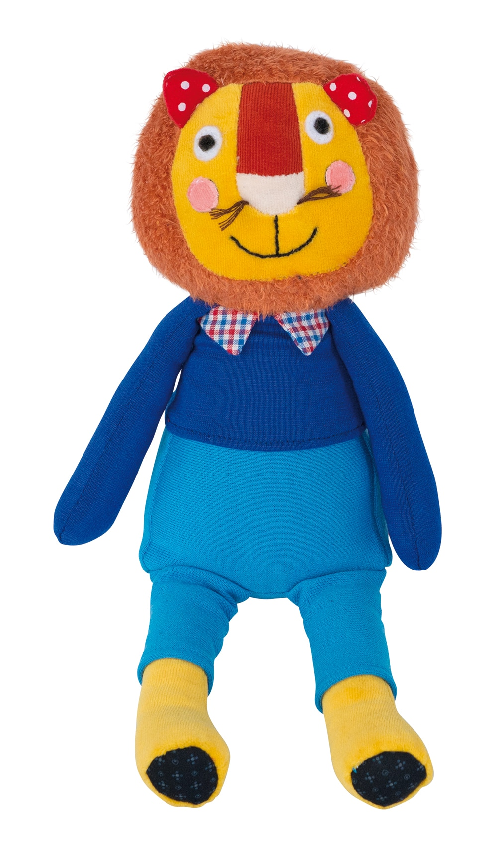 Les Popipop lion doll