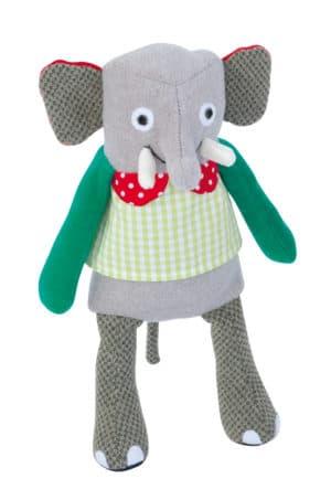 Les Popipop elephant doll