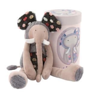 Les Zazous elephant doll