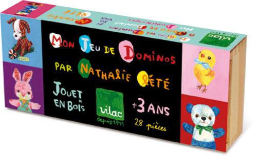 Nathalie Lete dominoes