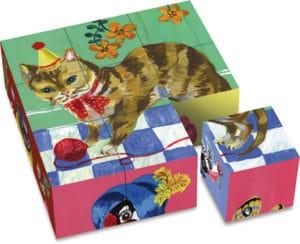 Nathalie Lete 9 cube puzzle