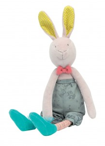 Monsieur Rabbit doll