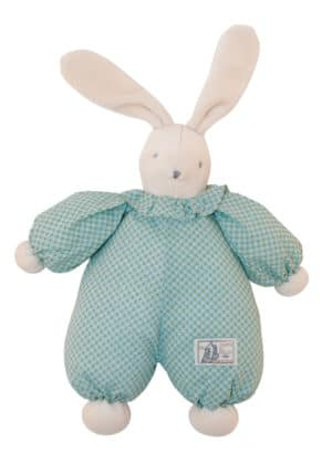 La Douillette blue rabbit doll - Moulin Roty