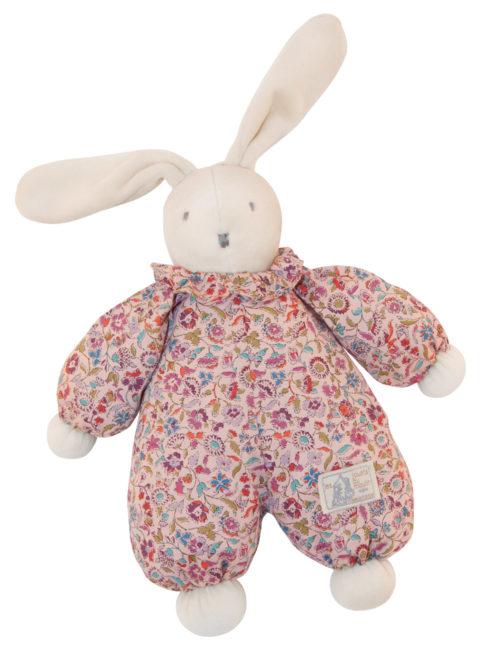 La Douillette pink rabbit doll - Moulin Roty