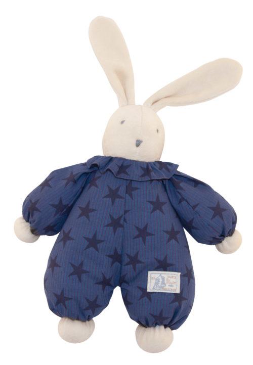La Douillette star rabbit doll - Moulin Roty