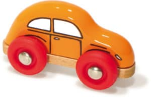 Mini Beetle wooden car - Vilac