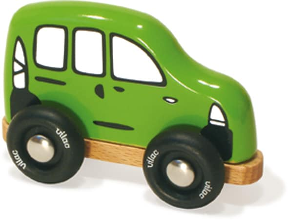 Mini Camionnette wooden car - Vilac