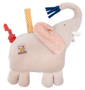 Les Papoum - musical elephant