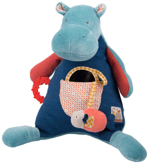 Les Papoum activity hippo - MoulinRoty