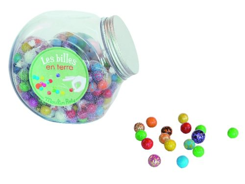 earthenware marbles - Moulin Roty