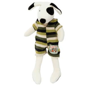 Little Julius the dog doll