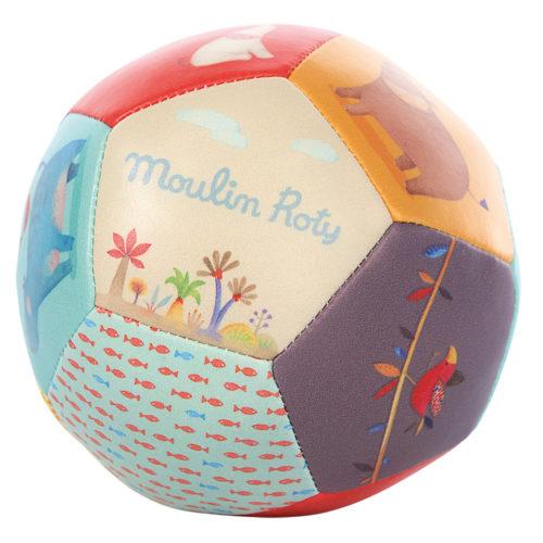 Les papoum soft ball - Moulin Roty
