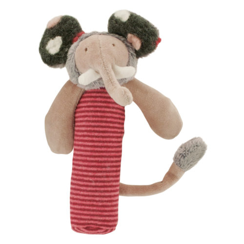Elephant squeaky toy - Moulin Roty