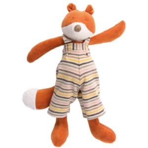 Little Gaspard the fox doll