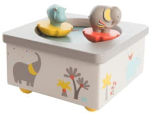 Les Papoum musical box - Moulin Roty