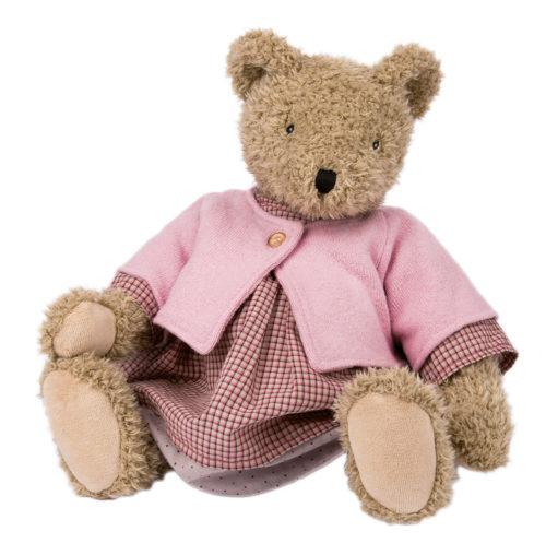 soft toys, stuffed toys, plush toys, Moulin Roty, teddy bears