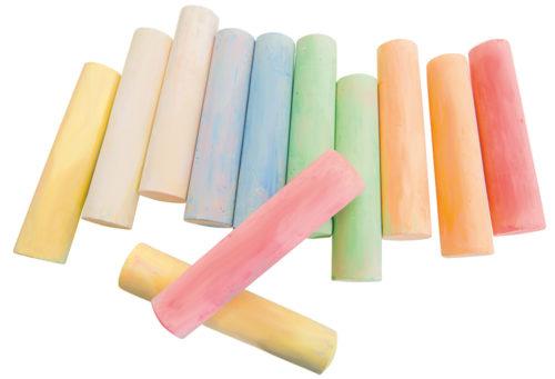 floor chalk sticks - Moulin Roty