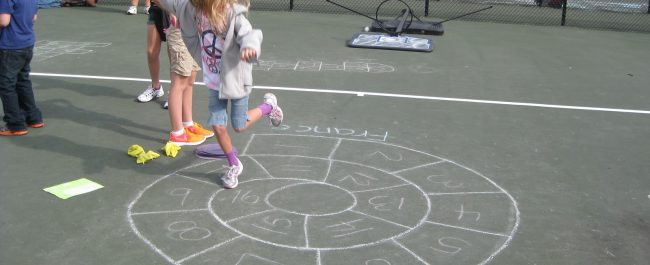 Hopscotch Chalk
