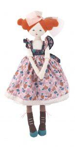 The alluring dame - Moulin Roty