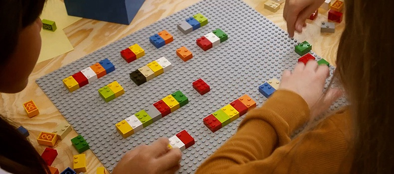 Braille bricks for literacy and inclusion