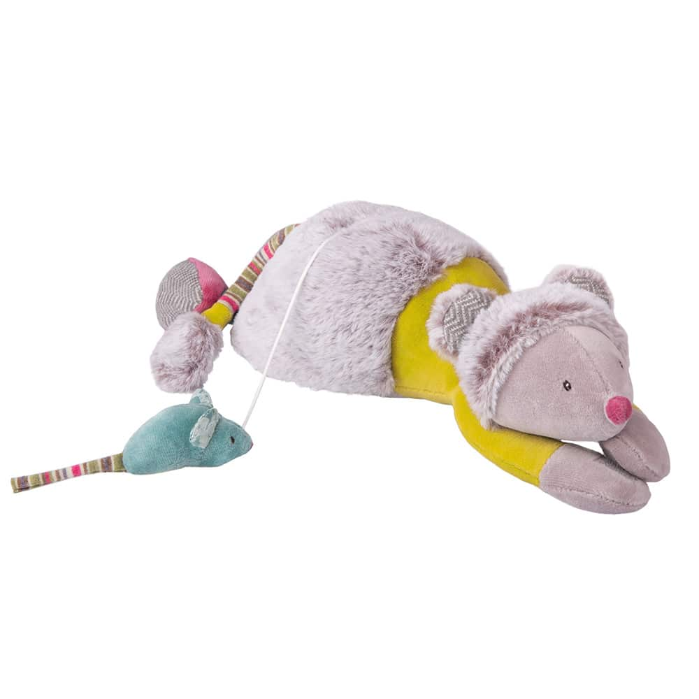 Les Pachats musical mouse - Moulin Roty